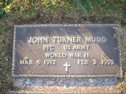 John Turner Mudd