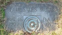 Frances DeSales Mudd