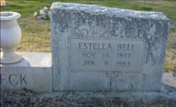 Estella <i>Bell</i> Beck