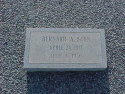 Bernard A. Babb