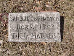 Sally J.T. Covington
