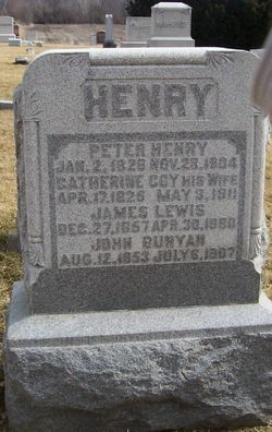 Catherine <i>Coy</i> Henry