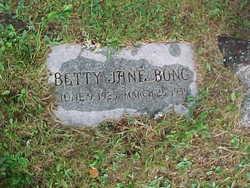 Betty Jane Bong