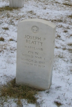 Joseph P Beatty