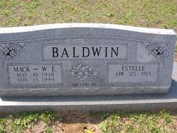 Wiley E. Mack Baldwin