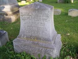 Elisha W. Keyes