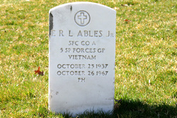Sgt Elmer Robert Lee Ables, Jr