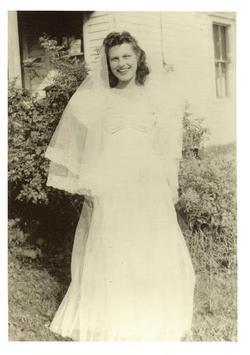 Mary Tilitha <i>Tilley</i> Perrine