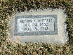 Arthur Vernon Bennett