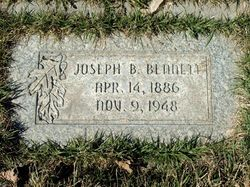 Joseph Barnbe Bennett