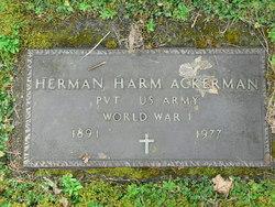 Herman Harm Ackerman