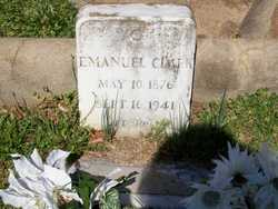Emanuel Clark