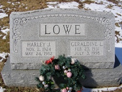 Geraldine L Lowe