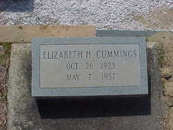 Elizabeth H. Cummings