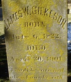 James W. Gilkeson