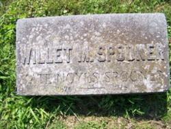 Willet Main Spooner