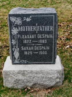 Pleasant DeSpain, Sr