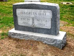 Ava <i>Green</i> Ault
