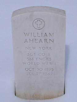 Anne F Ahearn