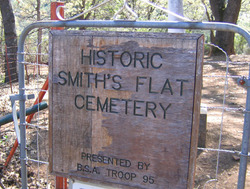 Smiths Flat Cemetery