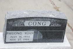 Phuong Xuan Cong