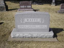 Vera F Waite