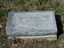 Fred D. Mesey, Sr