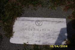 John S. Albright