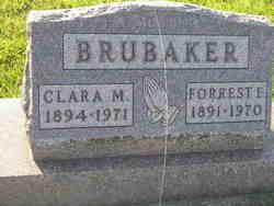 Clara Margaret <i>Vance</i> Brubaker