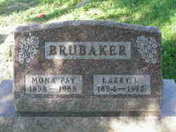 Larry L Brubaker