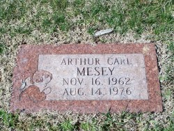 Arthur Carl Mesey