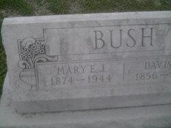 Mary Ellen Josephine <i>Hall</i> Bush