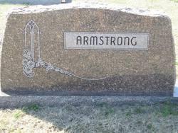 Mattie Jane <i>Haskins</i> Armstrong