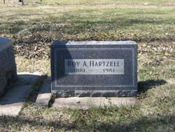 Roy A Hartzell