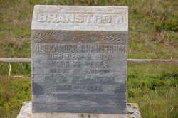 Anna Breta <i>Johnson</i> Branstrom