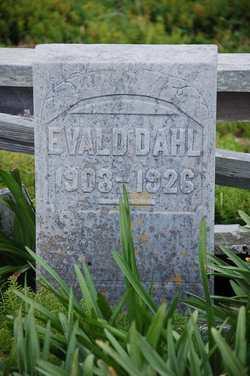 Evald Dahl