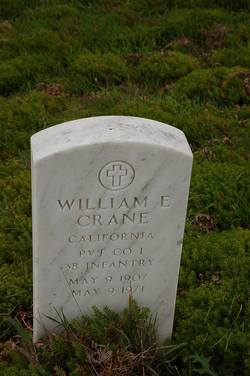 William E. Crane