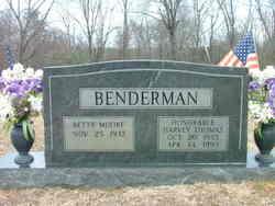 Harvey Thomas Benderman