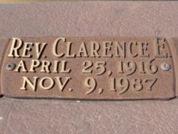 Rev Clarence E. Benderman