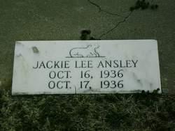 Jackie Lee Ansley