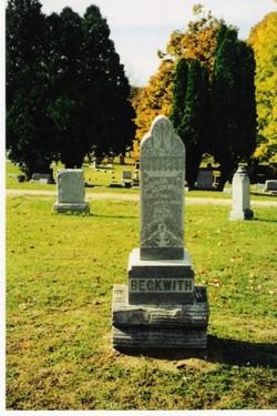 Ruth <i>Goss</i> Beckwith