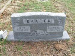 Holloway Sanders 'Jack' Baxter