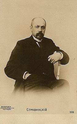 Fyodor Ignatyevich Stravinsky