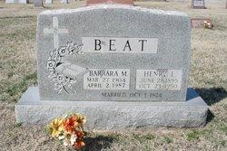 Barbara M. <i>Heitz</i> Beat