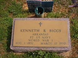 Kenneth Ross K.R. Biggs, Sr