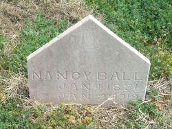 Nancy <i>Brown</i> Ball