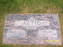 Francis E Altig