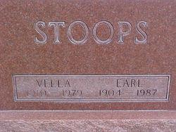 Vella Elizabeth <i>Anderson</i> Stoops