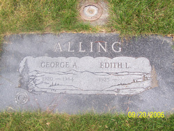 George A. Alling