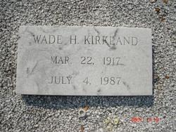 Wade Henderson Kirkland